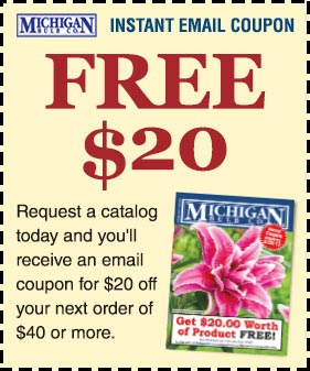 Michigan Bulb Catalog